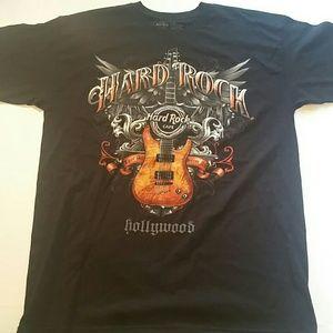 NWT Hard Rock Hollywood Tee